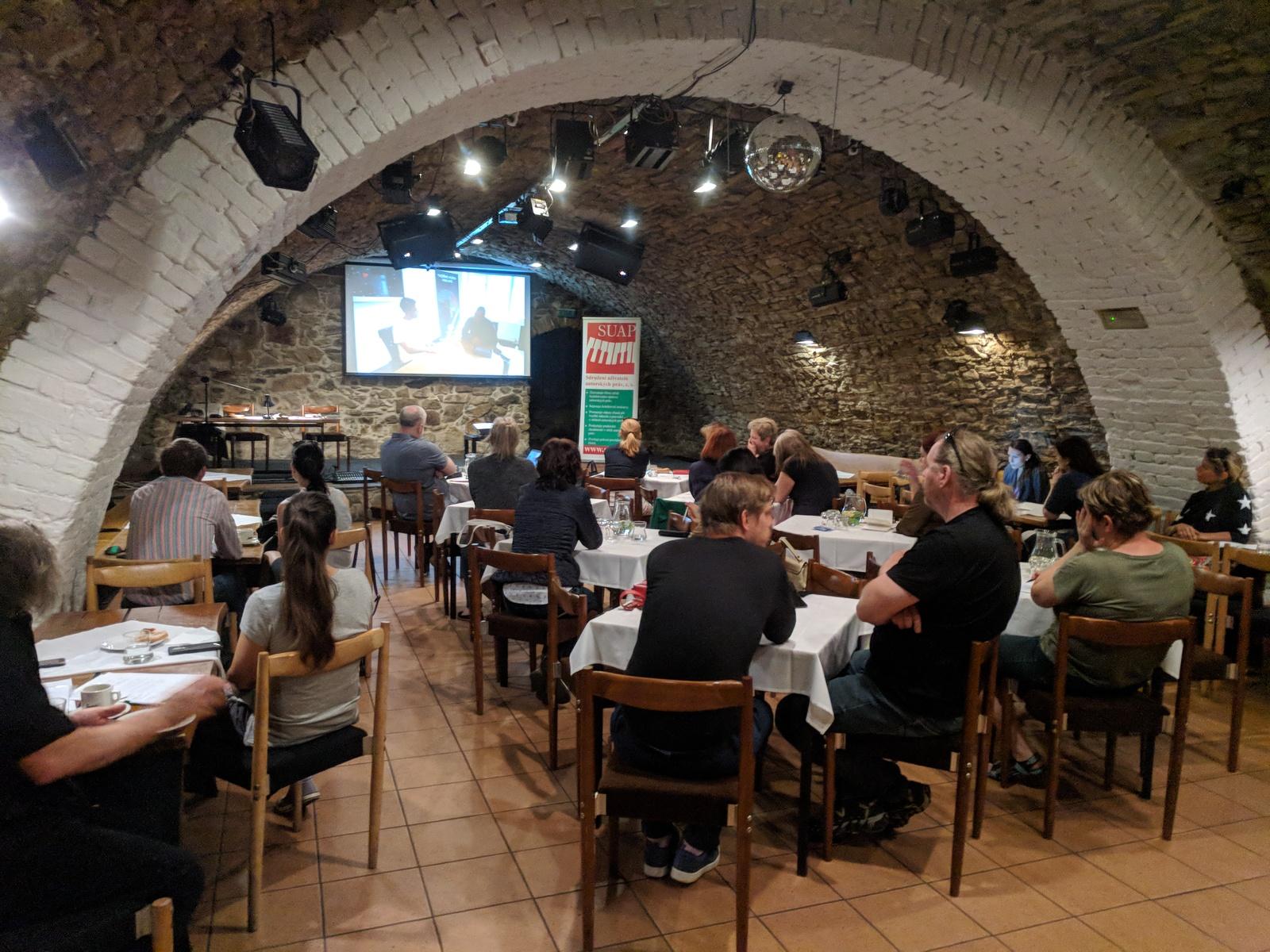 Konference SUAP Valašské Meziříčí